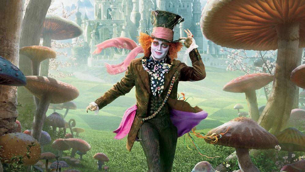 Alice im Wunderland - Bildquelle: Foo