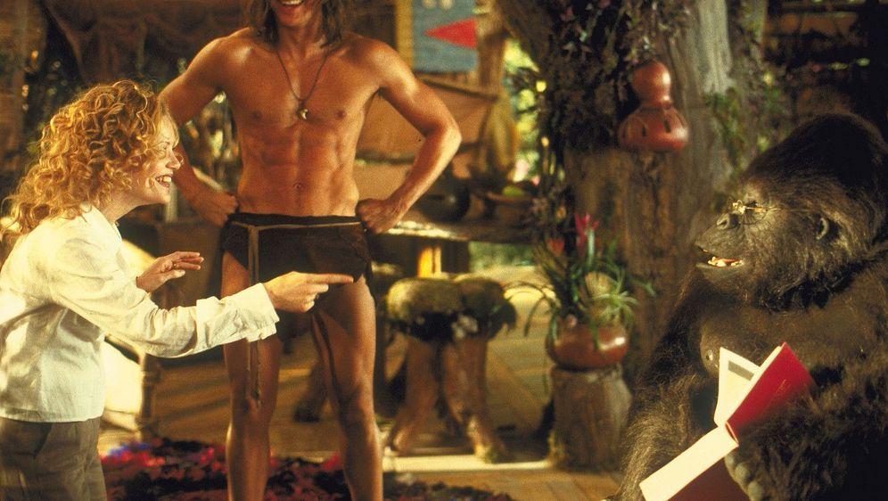 George - Der aus dem Dschungel kam - Bildquelle: Foo