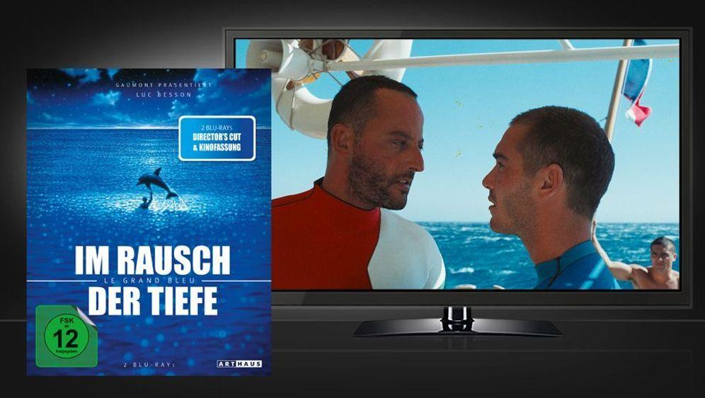 Im Rausch der Tiefe (Blu-ray Disc) - Bildquelle: Foo
