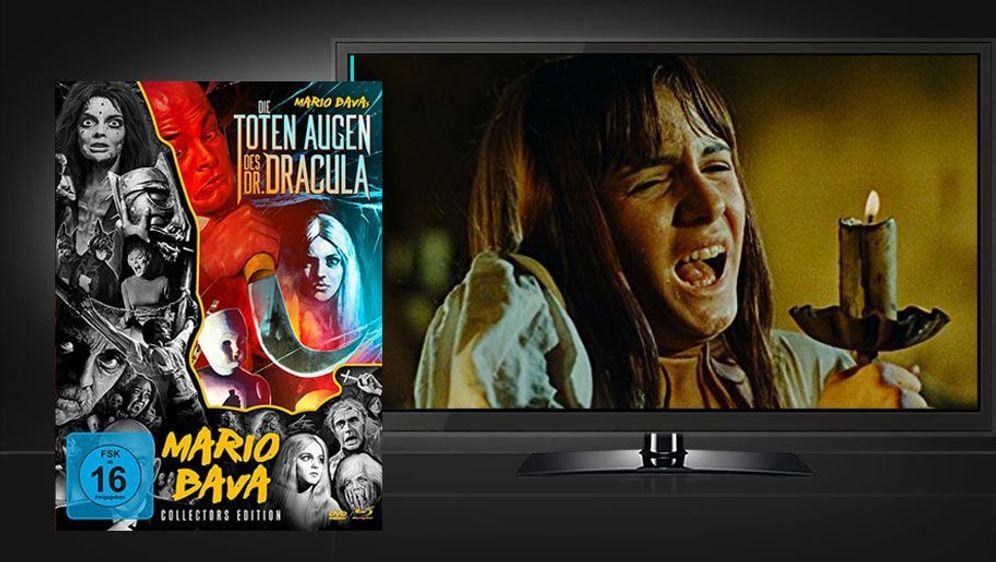 Die toten Augen des Dr. Dracula (DVD + Blu-ray) - Bildquelle: Foo