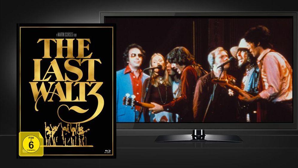 The Last Waltz (Mediabook Blu-ray+DVD) - Bildquelle: Foo