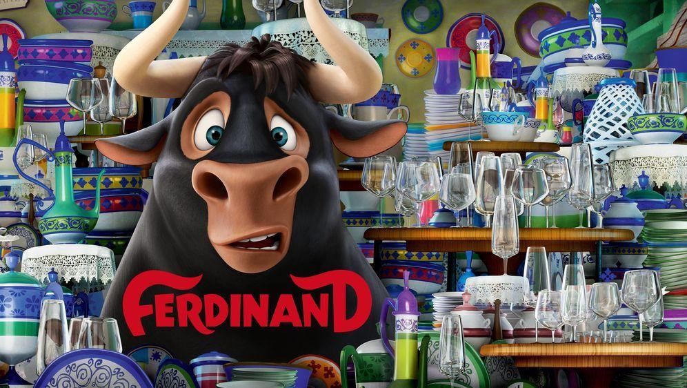 Ferdinand - Geht STIERisch ab! - Bildquelle: Foo