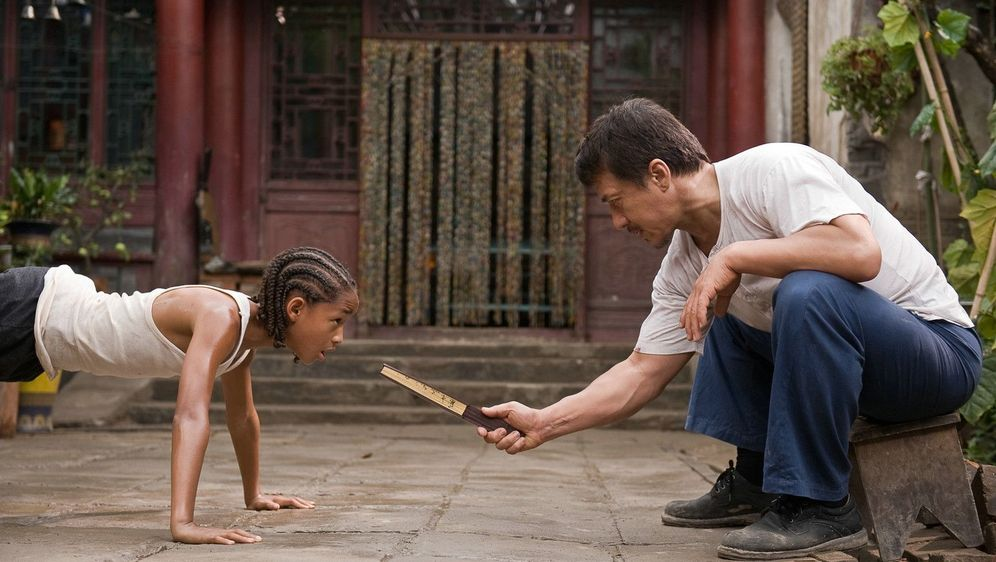 Karate Kid - Bildquelle: Foo