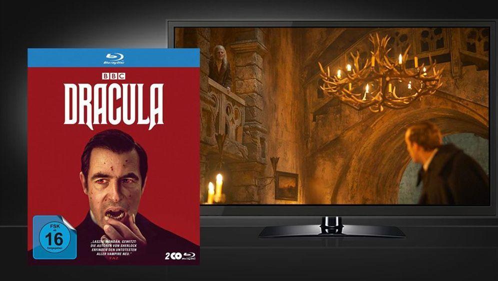 Dracula (Blu-ray Disc) - Bildquelle: Foo
