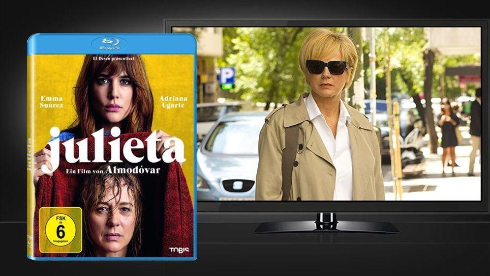 Julieta (Blu-ray Disc) - Bildquelle: Foo