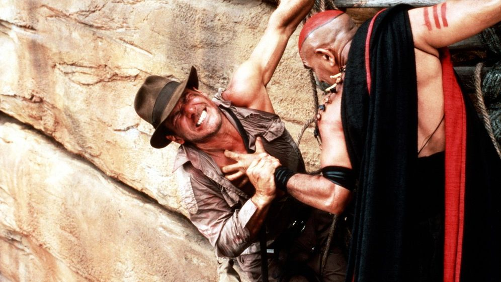Indiana Jones und der Tempel des Todes - Bildquelle: Foo