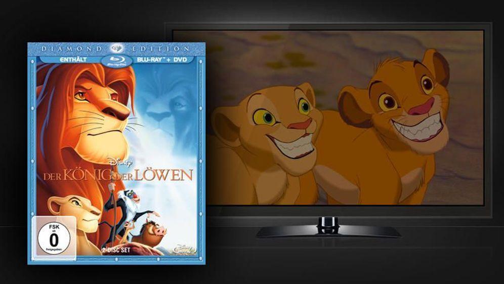 Der König der Löwen (Blu-ray Disc) - Bildquelle: Foo