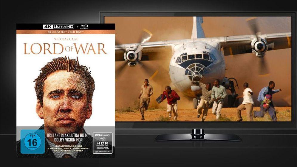 Lord of War (Mediabook UHD + Blu-ray) - Bildquelle: Foo