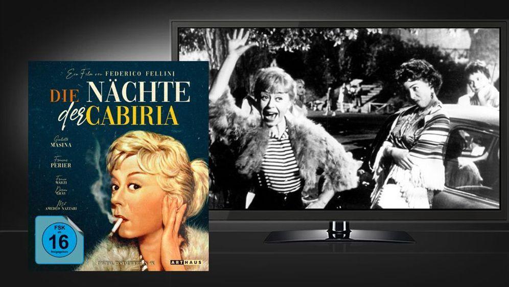 Die Nächte der Cabiria (Blu-ray Disc) - Bildquelle: Foo