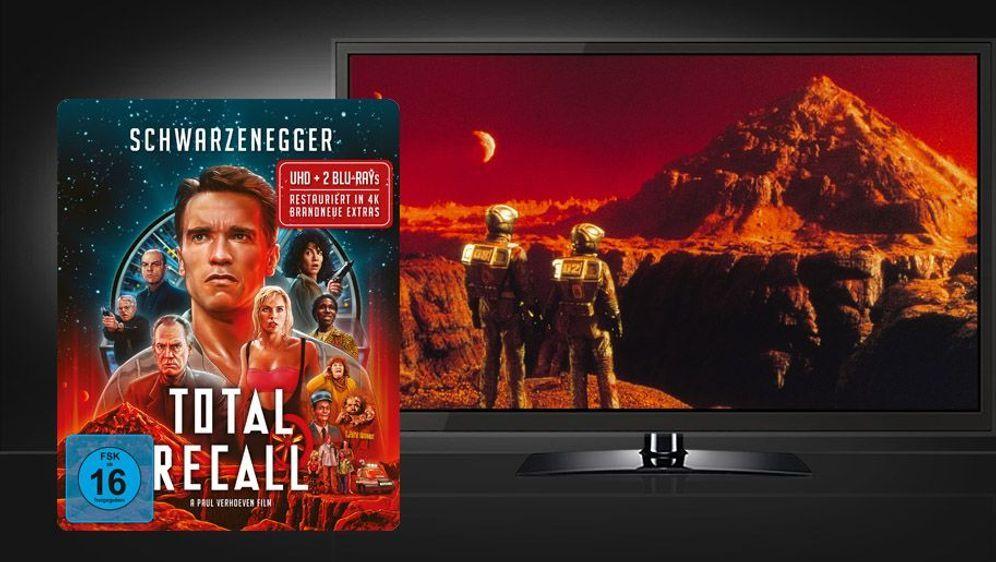 Total Recall (4K UHD+Blu-ray) - Bildquelle: Foo