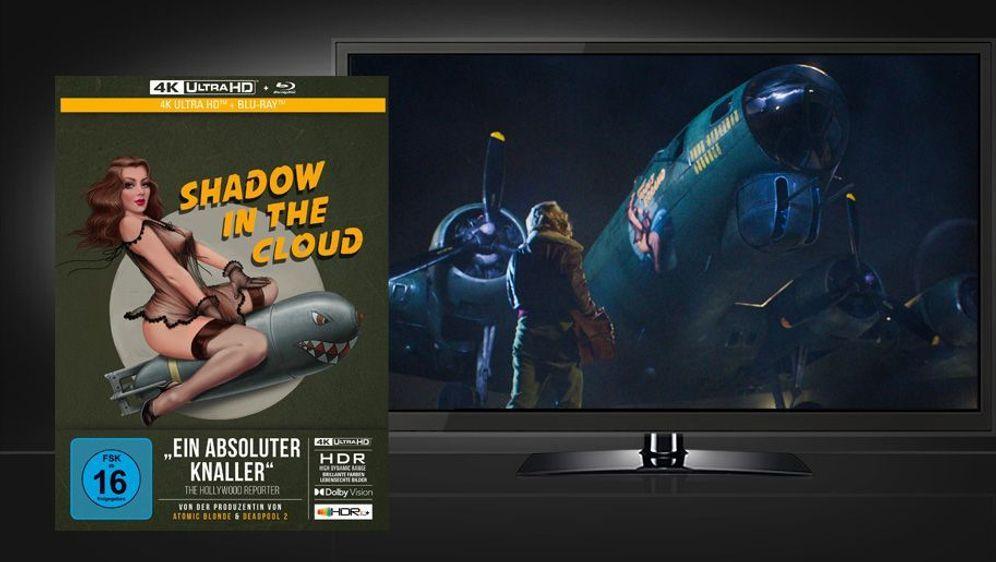 Shadow in The Cloud (Mediabook 4K UHD+Blu-ray) - Bildquelle: Foo