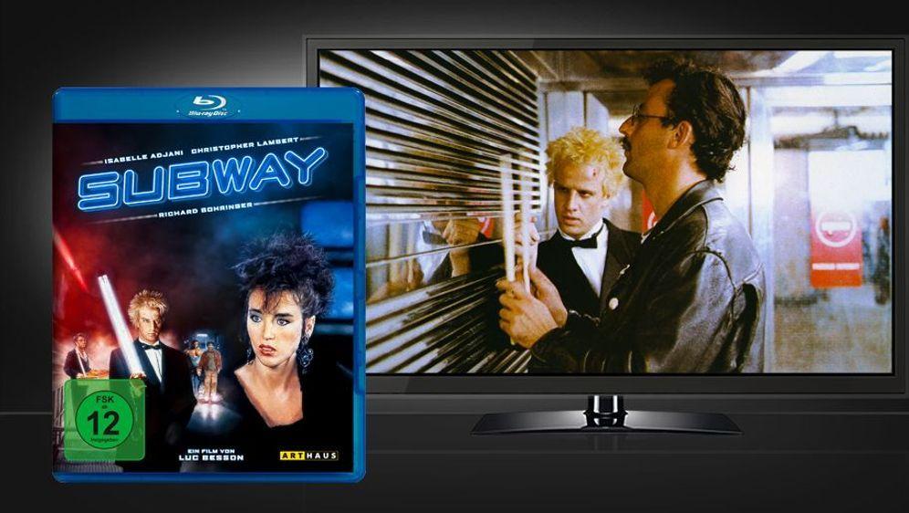 Subway (Blu-ray Disc) - Bildquelle: Foo