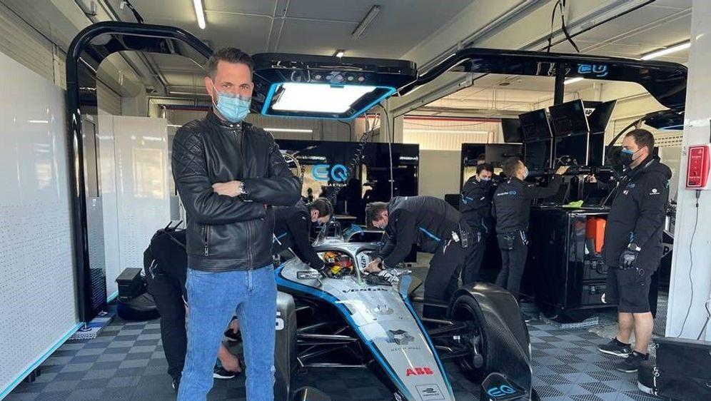 Formel E Inside - Mercedes-Benz EQ Formula E Team - Bildquelle: Foo
