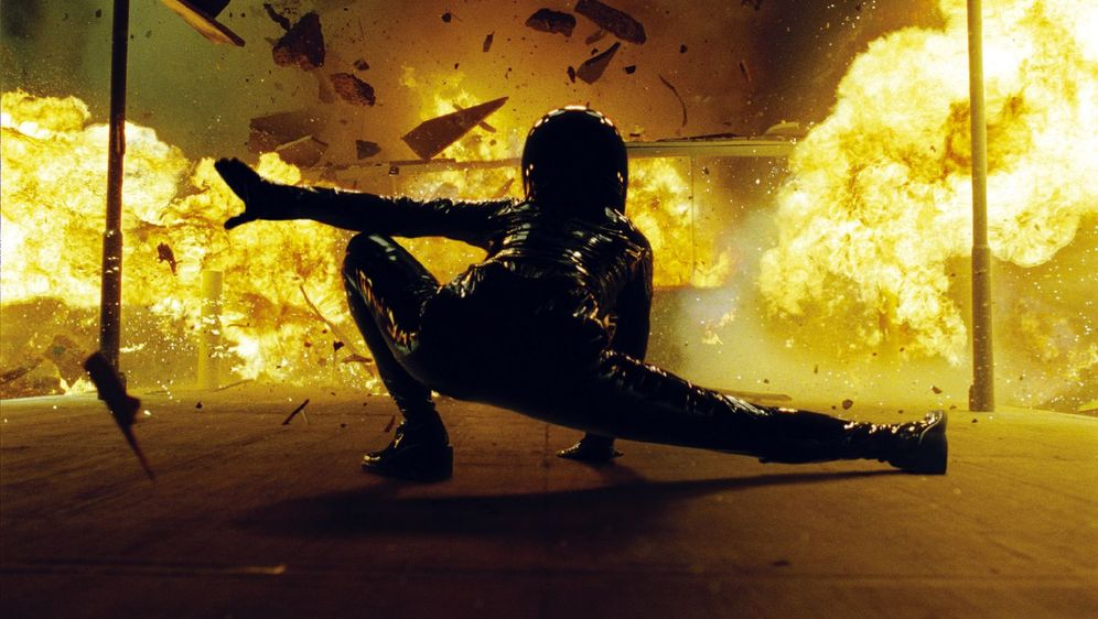 Matrix Reloaded - Bildquelle: Foo