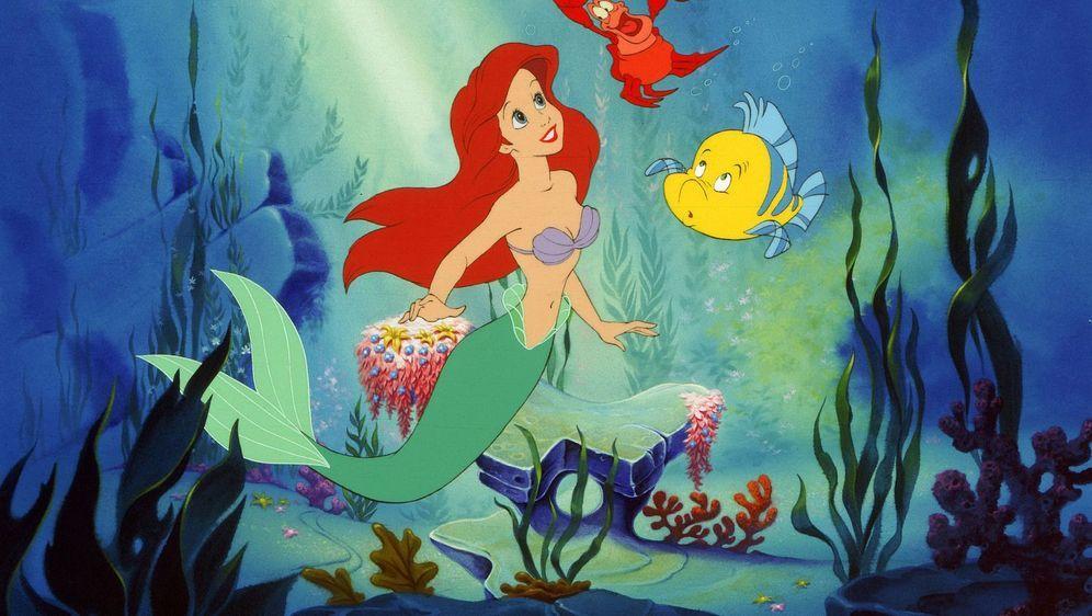 Arielle, die Meerjungfrau - Bildquelle: Foo