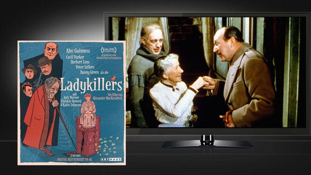 Ladykillers (1955) (Blu-ray Disc) - Bildquelle: Foo