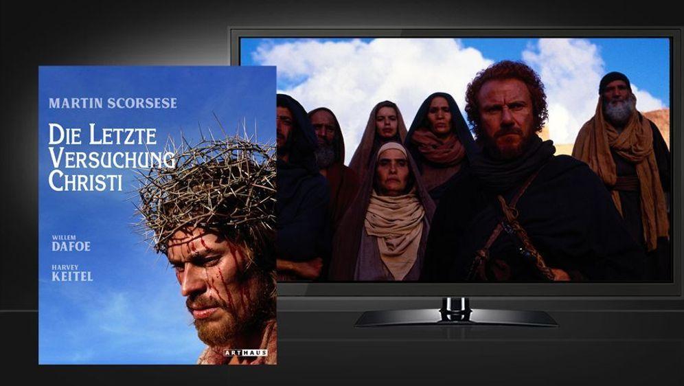 Die letzte Versuchung Christi (Blu-ray Disc) - Bildquelle: Foo
