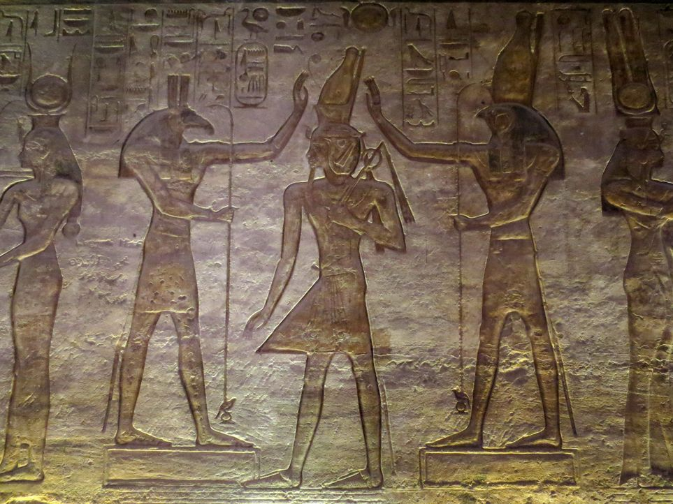 Kaiser, Könige und Pharaonen - Bildquelle: A&E Television Networks