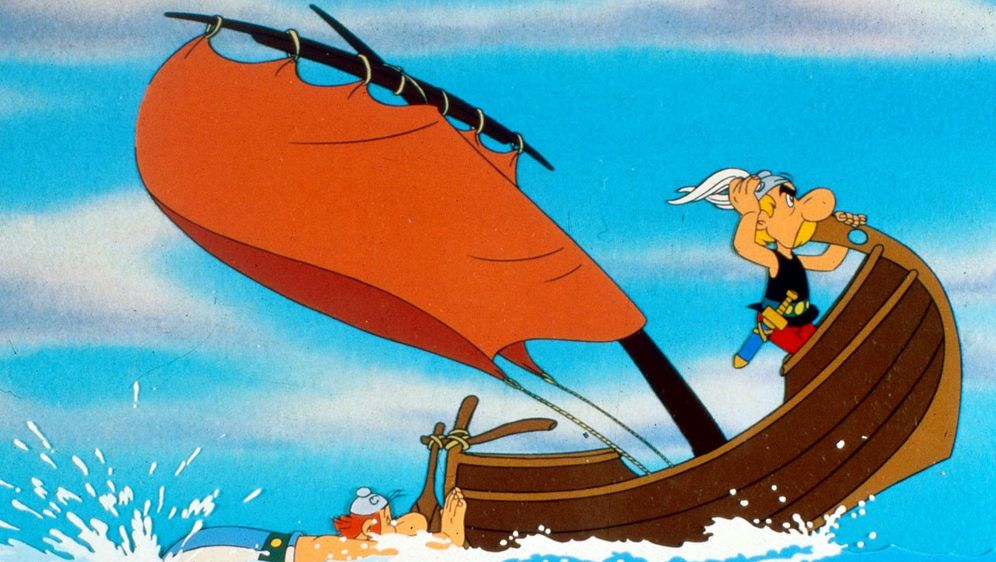 Asterix in Amerika - Bildquelle: Foo