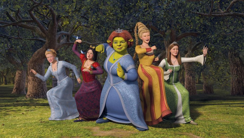 Shrek der Dritte - Bildquelle: Foo