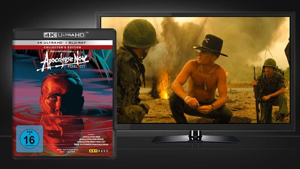 Apocalypse Now (4K UHD) - Bildquelle: Foo