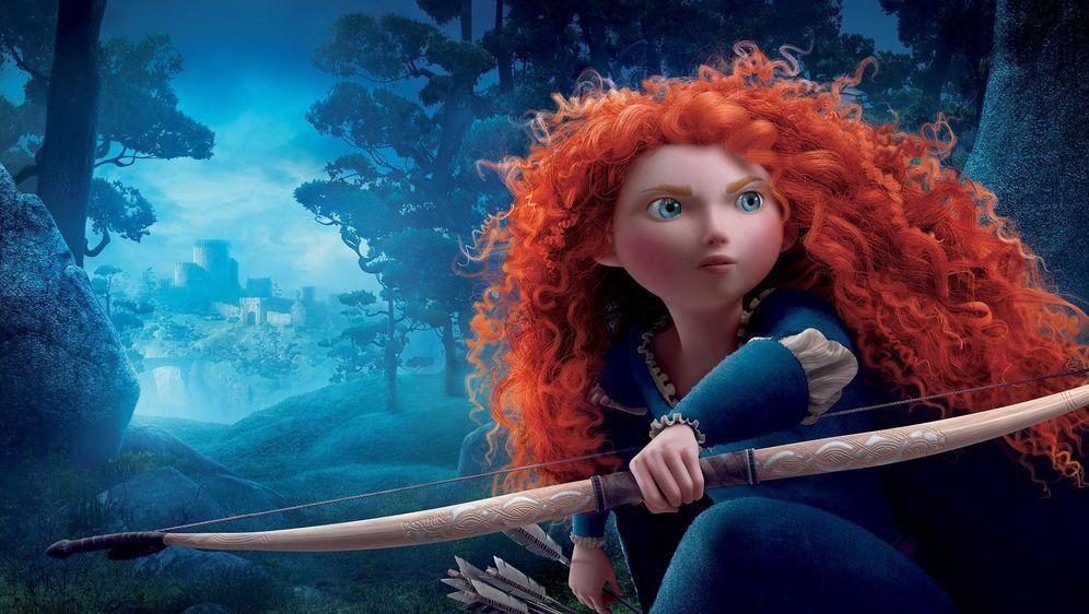 Merida - Legende der Highlands - Bildquelle: Foo