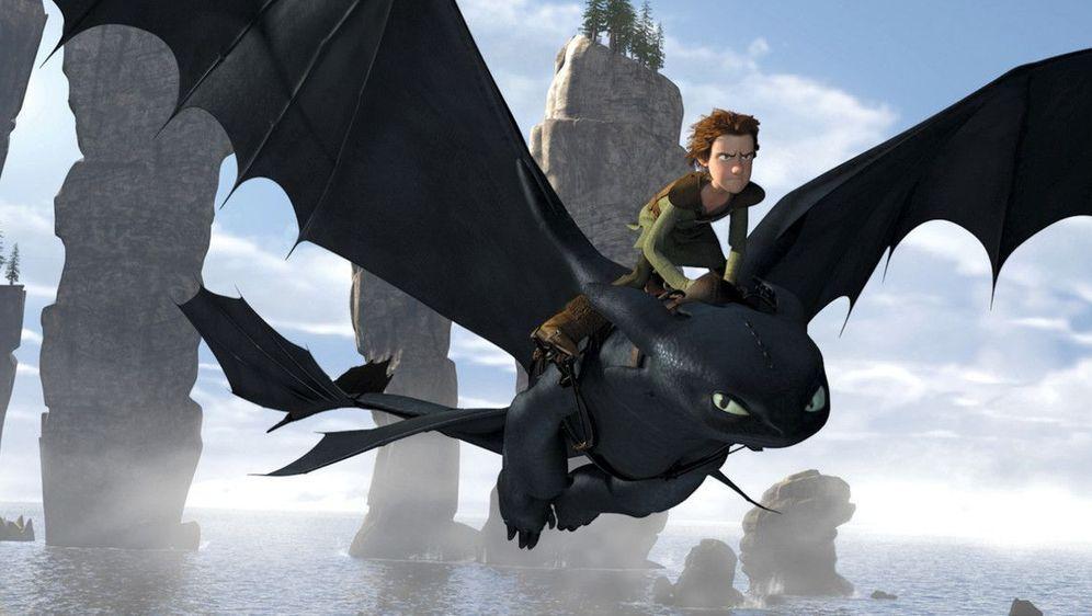 Drachenzähmen leicht gemacht - Legenden - Bildquelle: Foo