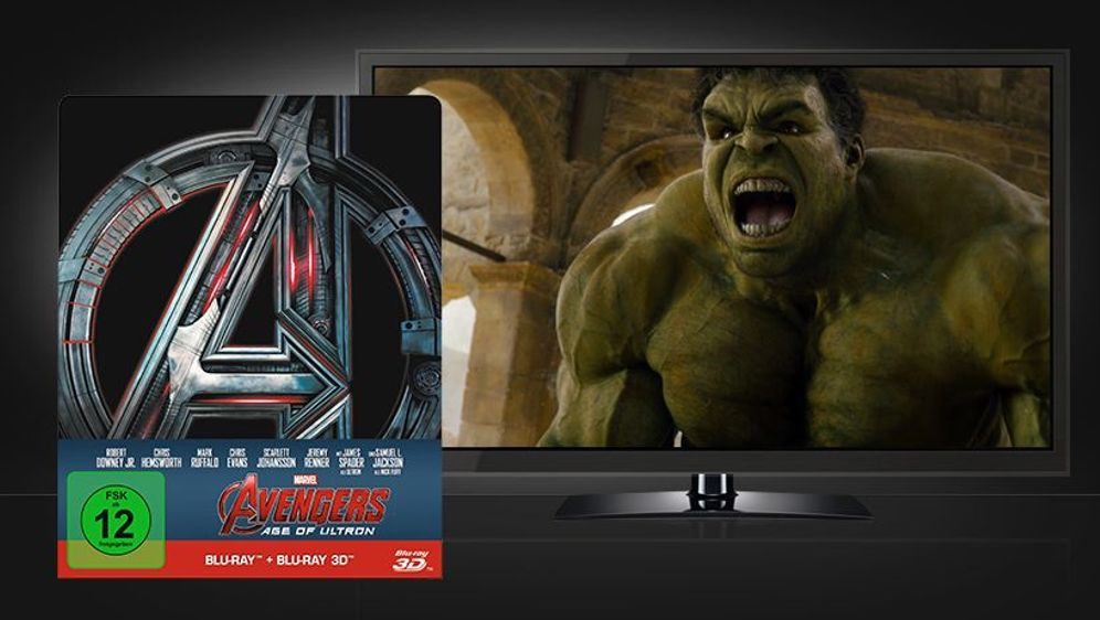 Avengers: Age of Ultron - Bildquelle: Foo