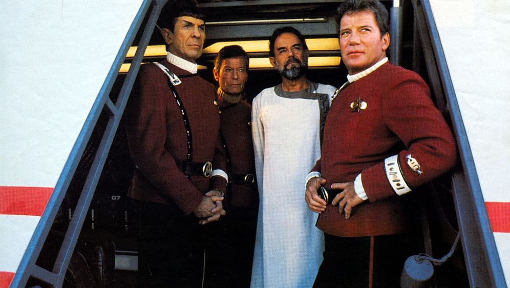 Star Trek V - Am Rande des Universums - Bildquelle: Foo