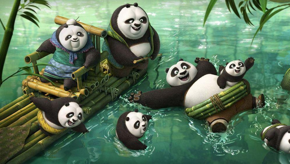 Kung Fu Panda 3 - Bildquelle: Foo