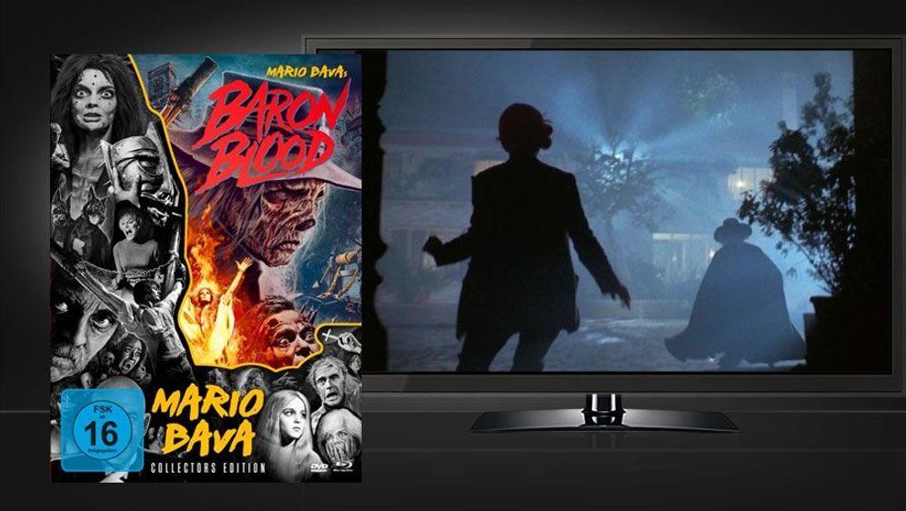 Baron Blood (Blu-ray Disc + DVD) - Bildquelle: Foo