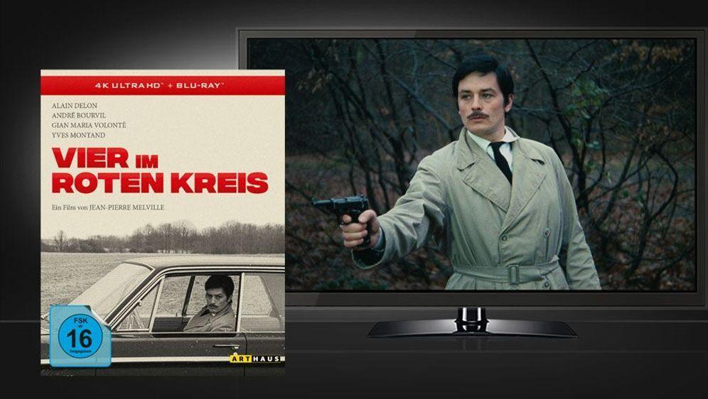 Vier im Roten Kreis (4k UHD+Blu-ray Disc) - Bildquelle: Foo