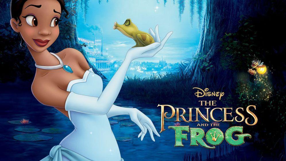 Küss den Frosch - Bildquelle: Foo