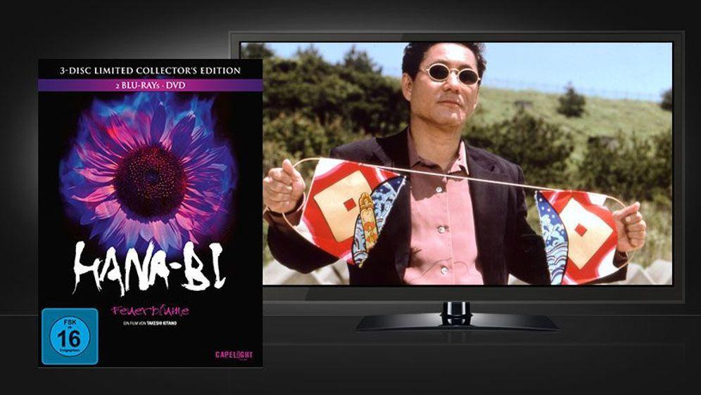 Hana-Bi (Blu-ray + DVD) - Bildquelle: Foo