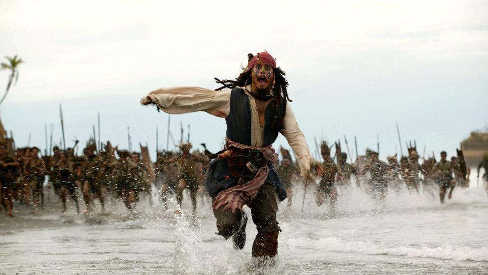 Pirates of the Caribbean - Fluch der Karibik 2 - Bildquelle: Foo