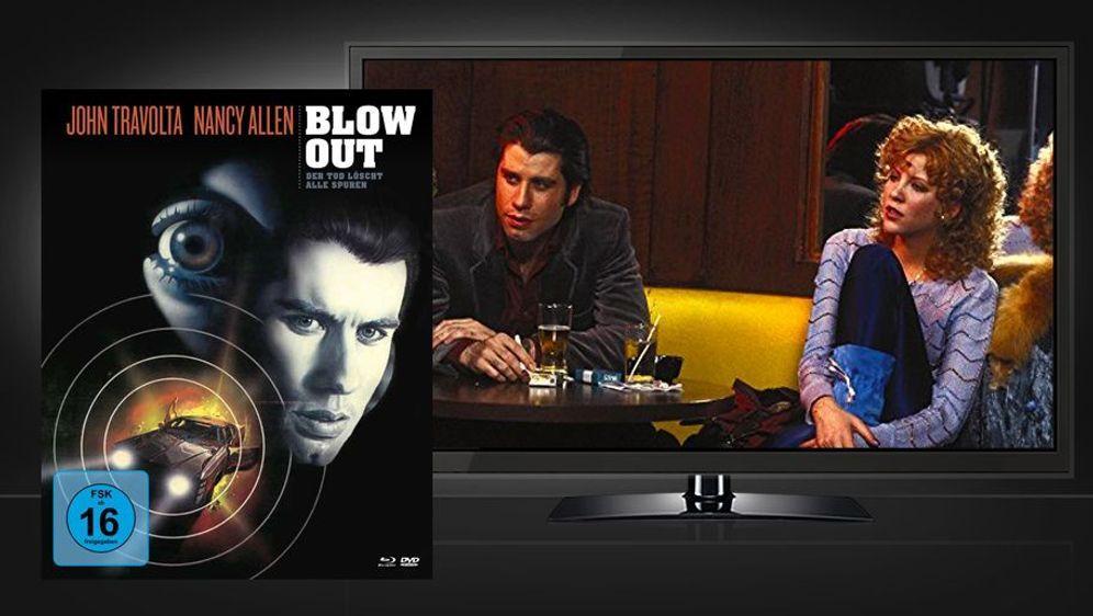 Blow Out - Der Tod löscht alle Spuren (Blu-ray+DVD Mediabook) - Bildquelle: Foo