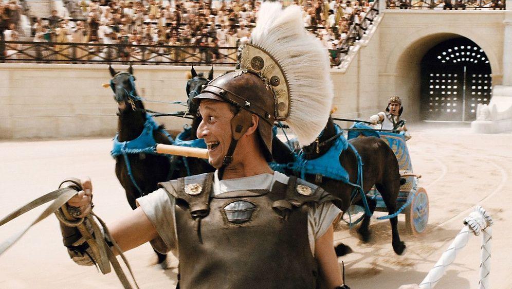 Asterix bei den Olympischen Spielen - Bildquelle: Foo