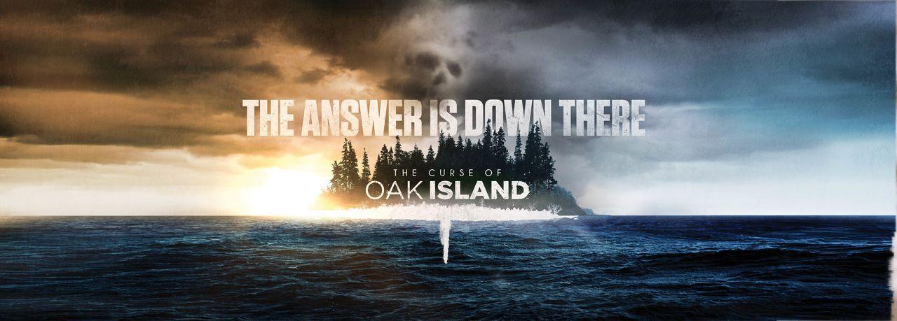 (6. Staffel) - Die Schatzsucher von Oak Island - Artwork - Bildquelle: 2018 A&E Television Networks, LLC. All Rights Reserved/ PROMETHEUS ENTERTAINMENT