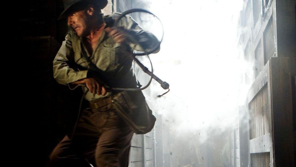 Indiana Jones und das Königreich des Kristallschädels - Bildquelle: Foo