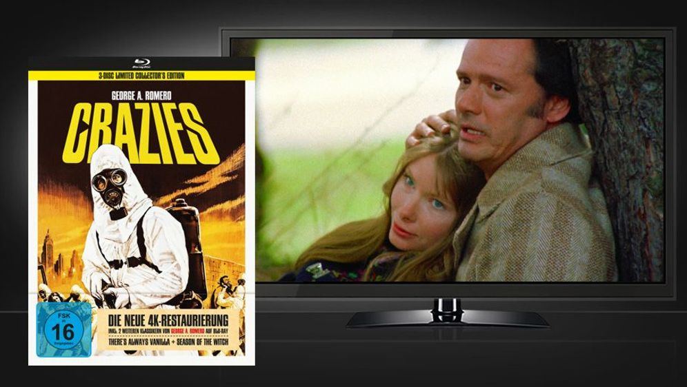 Crazies (Blu-ray Mediabook) - Bildquelle: Foo