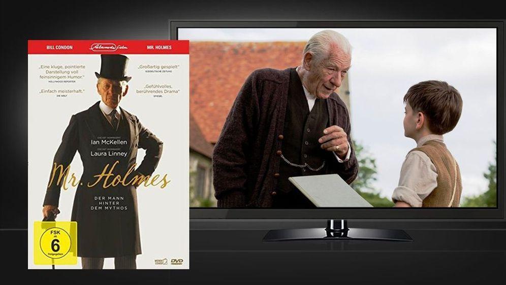 Mr. Holmes (DVD) - Bildquelle: Foo