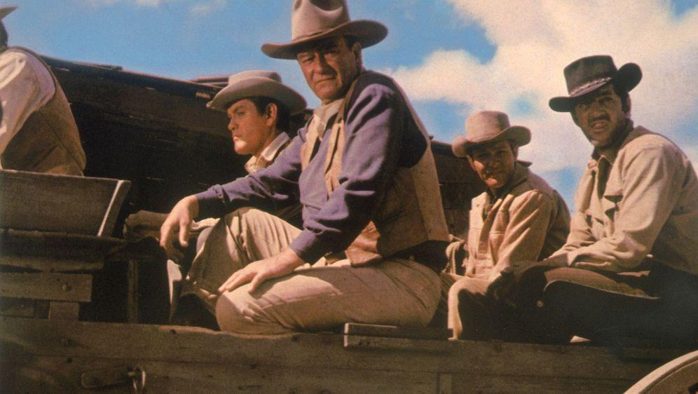 Die vier Söhne der Katie Elder - Bildquelle: Foo