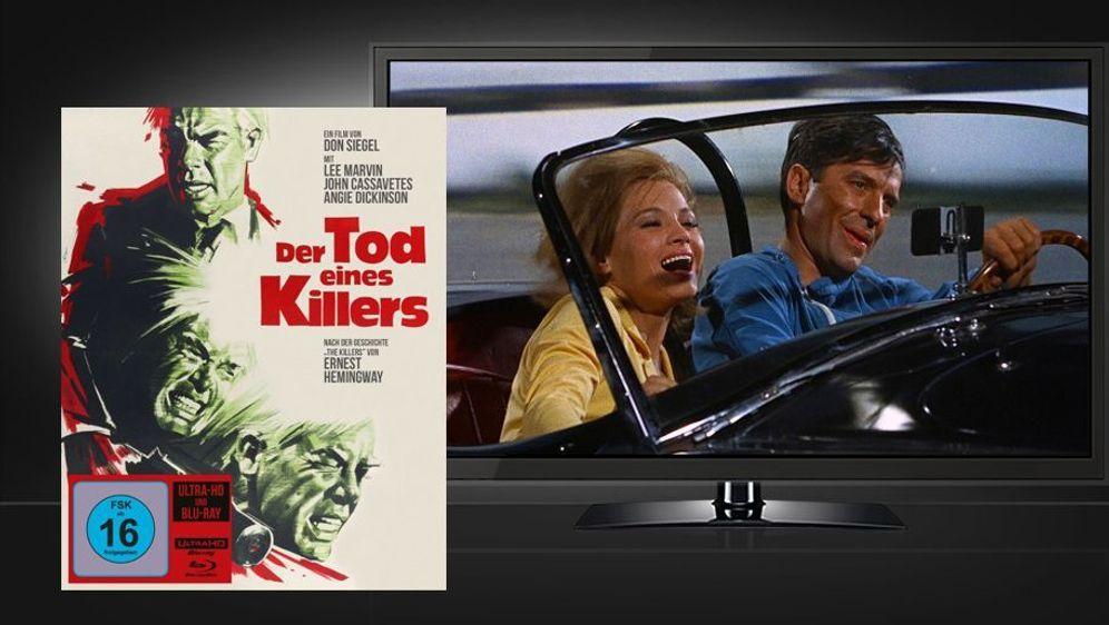 Der Tod eines Killers (4K UHD+Blu-ray) - Bildquelle: Foo