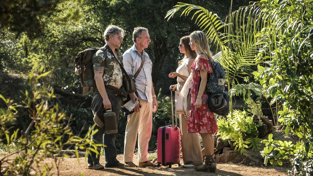 Schwiegereltern im Busch - Bildquelle: Foo