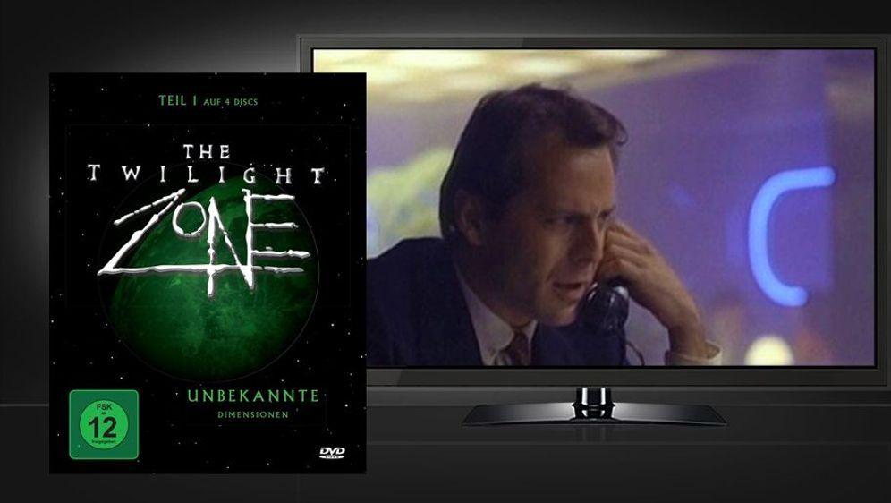 The Twilight Zone - Unbekannte Dimensionen - Teil 1 (Blu-ray Disc) - Bildquelle: Foo