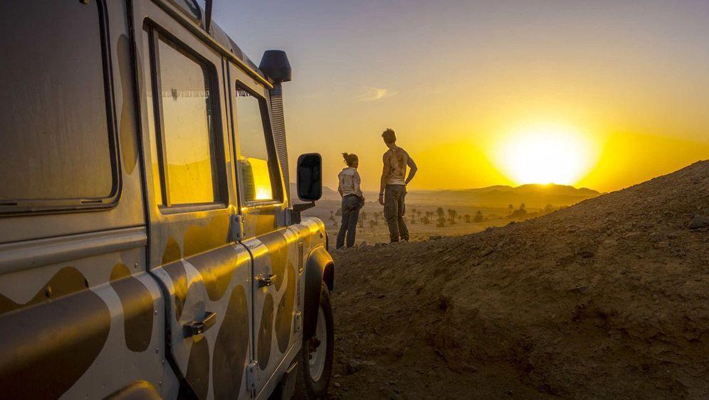 Wüstenherz - Der Trip meines Lebens - Bildquelle: Foo
