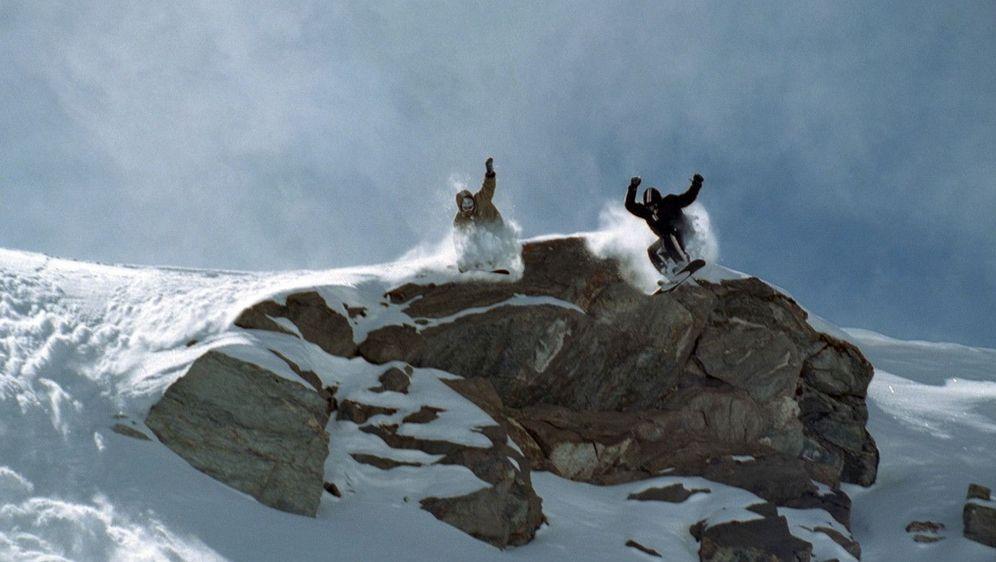 Snowboarder - Bildquelle: Foo