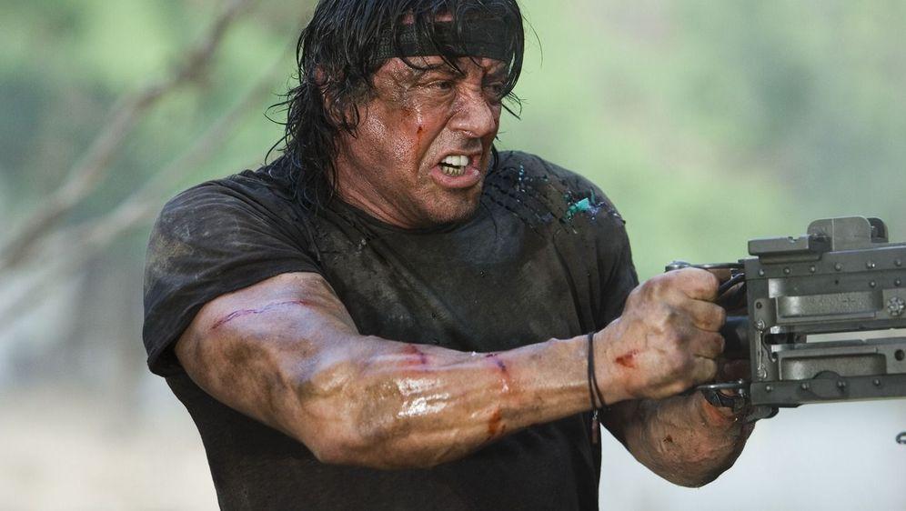 John Rambo - Bildquelle: Foo