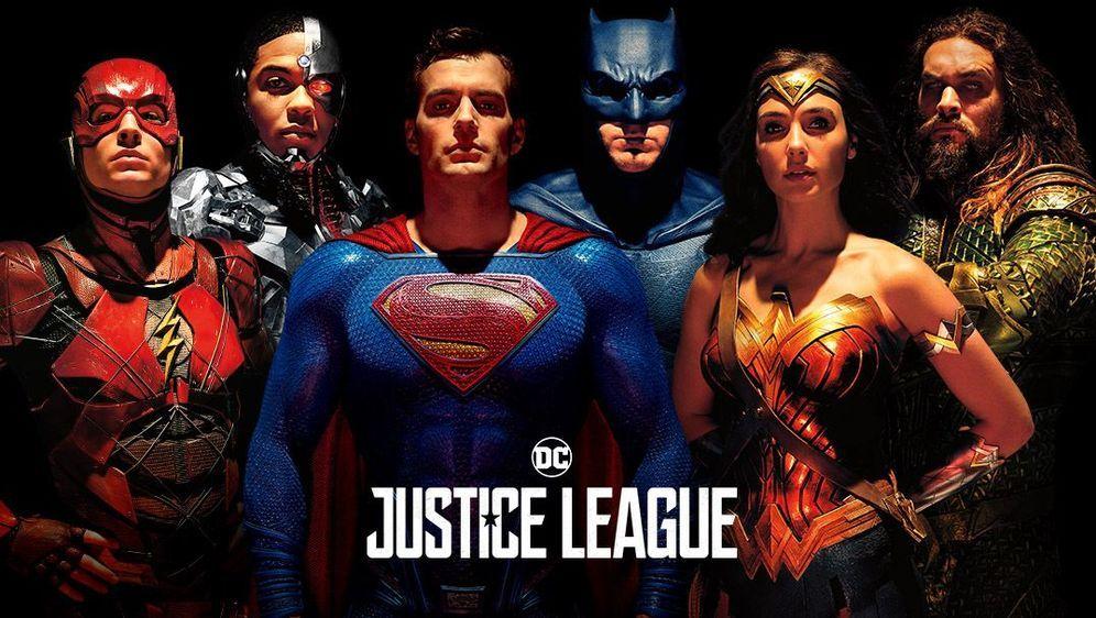 Justice League - Bildquelle: Foo