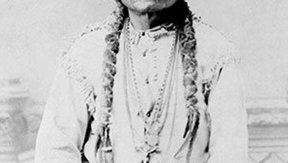 Sitting Bull, eine Legende des Wilden Westens. - Bildquelle: Public Domain